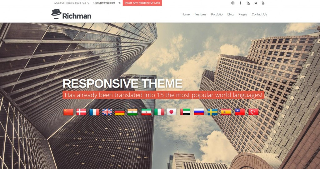 02-richman-theme-wordpress-francais