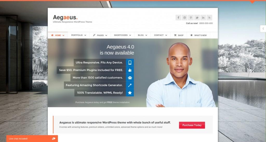 11-aegaeus-style-theme-wordpress-francais