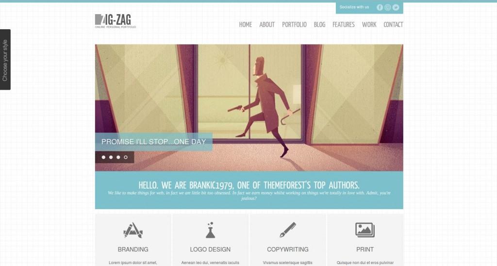 20 Temas de WordPress franceses - WP-Theme-Plugin.com