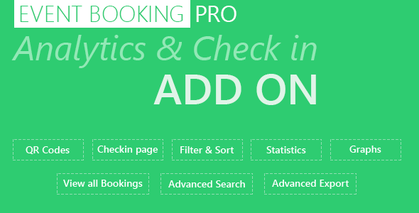 15-Event Booking Pro: Analytics & Checkin-plugin-wordpress-appointment-making